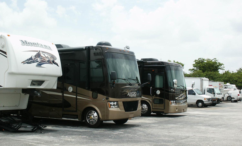 RV Storage - BIR Transport Co - Parking and Storage Facilities